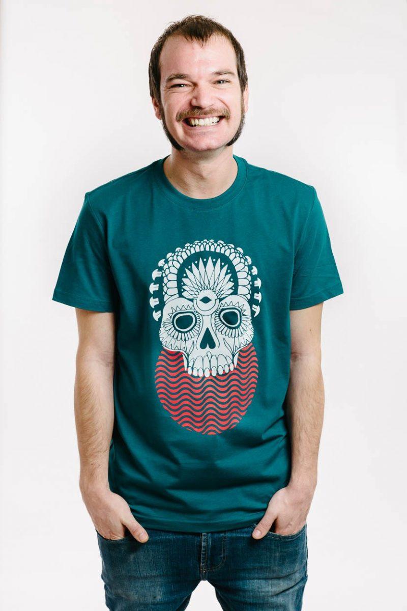 camiseta polinesia