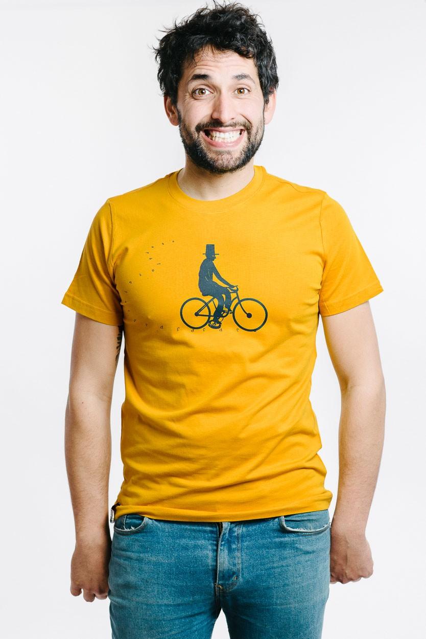 camiseta para bikers