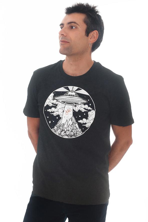 camiseta de abducciones