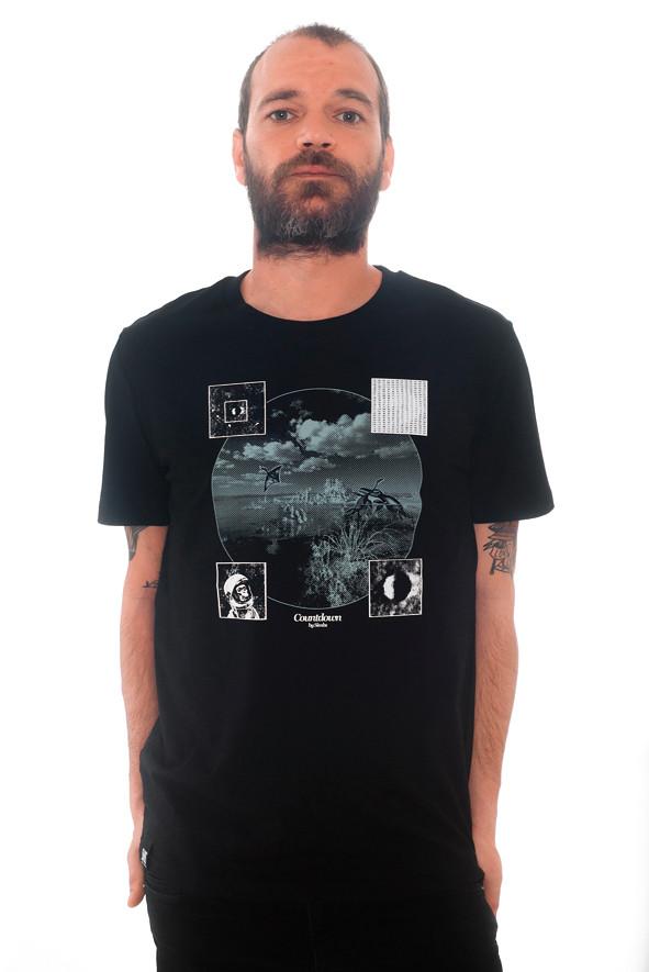 camiseta ciencia ficción