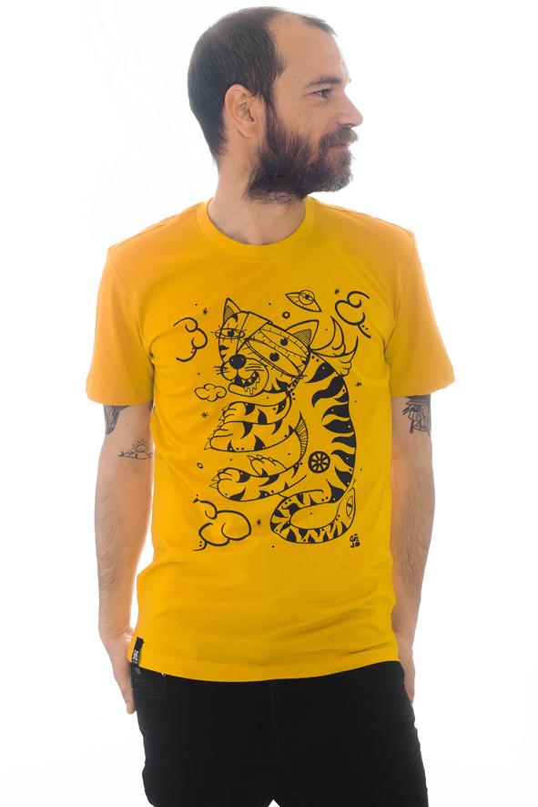 camiseta de tigre