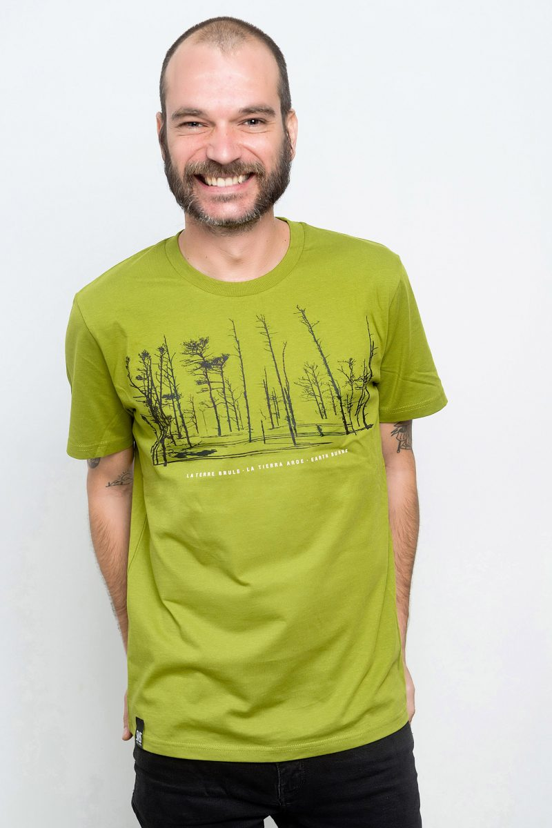 camiseta terre brule