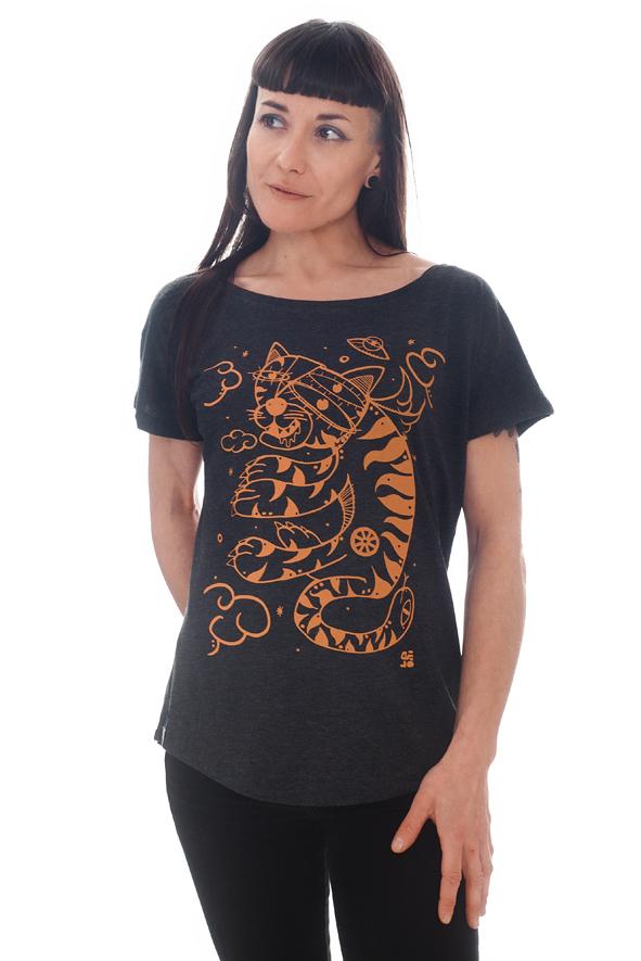camiseta de tigres