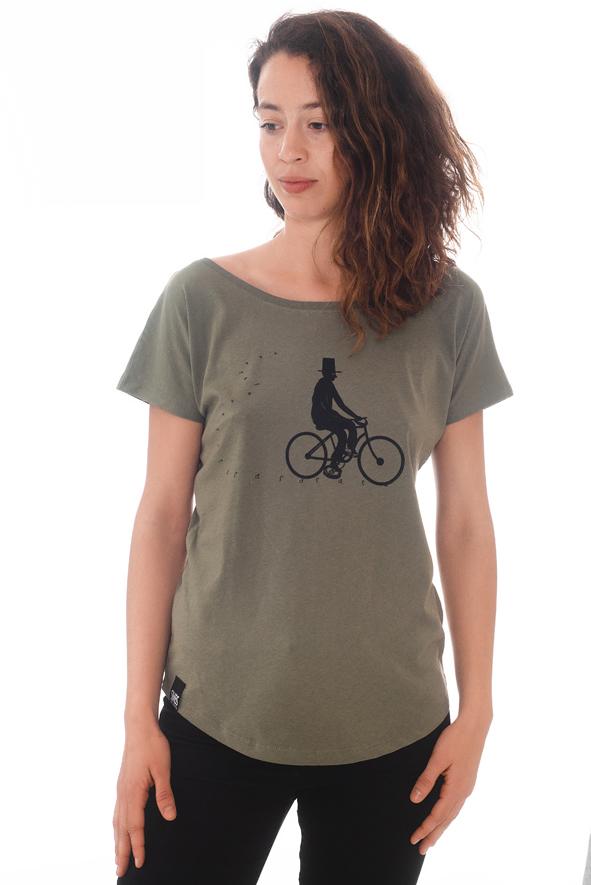 camiseta de bicicletas