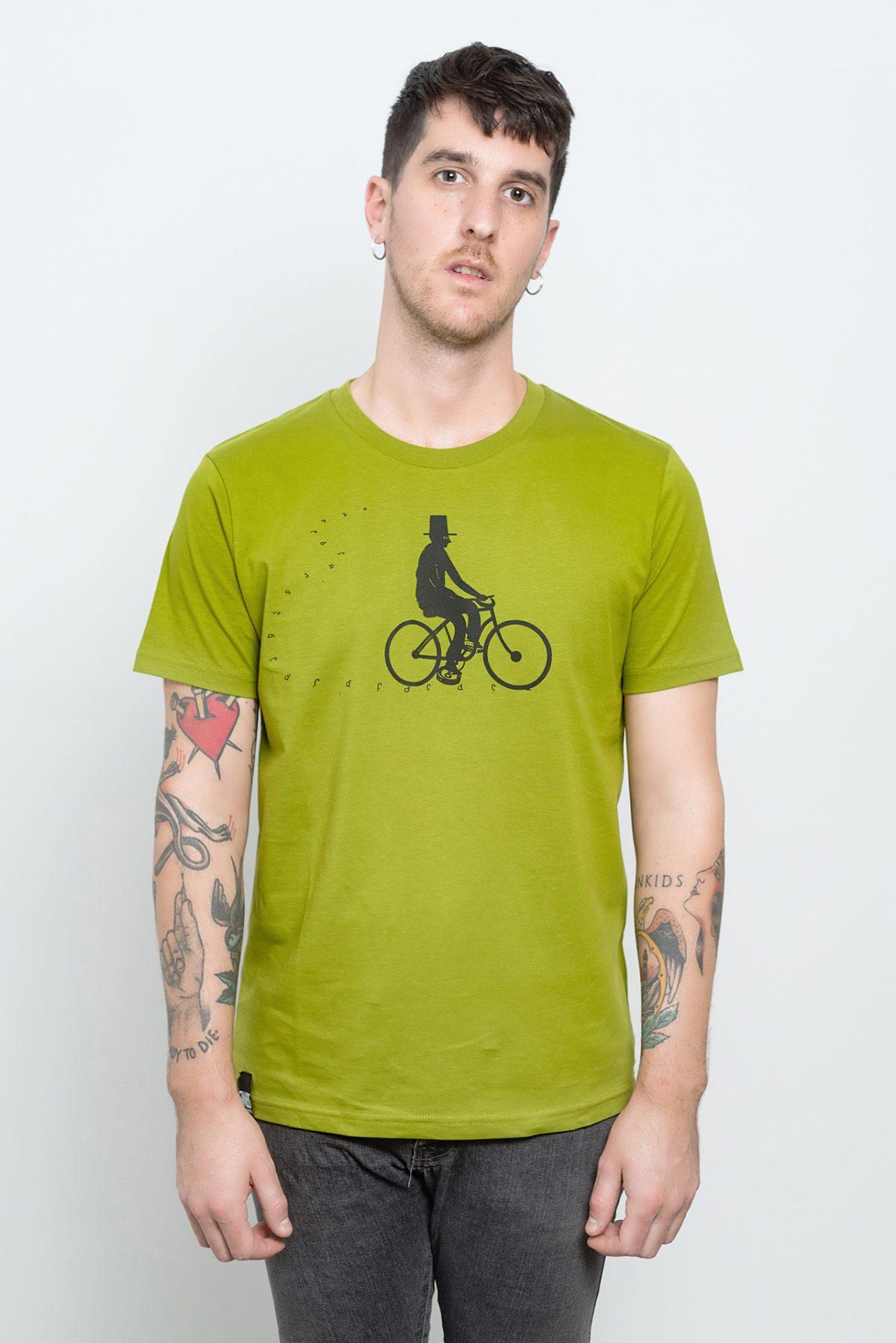 camiseta de biker
