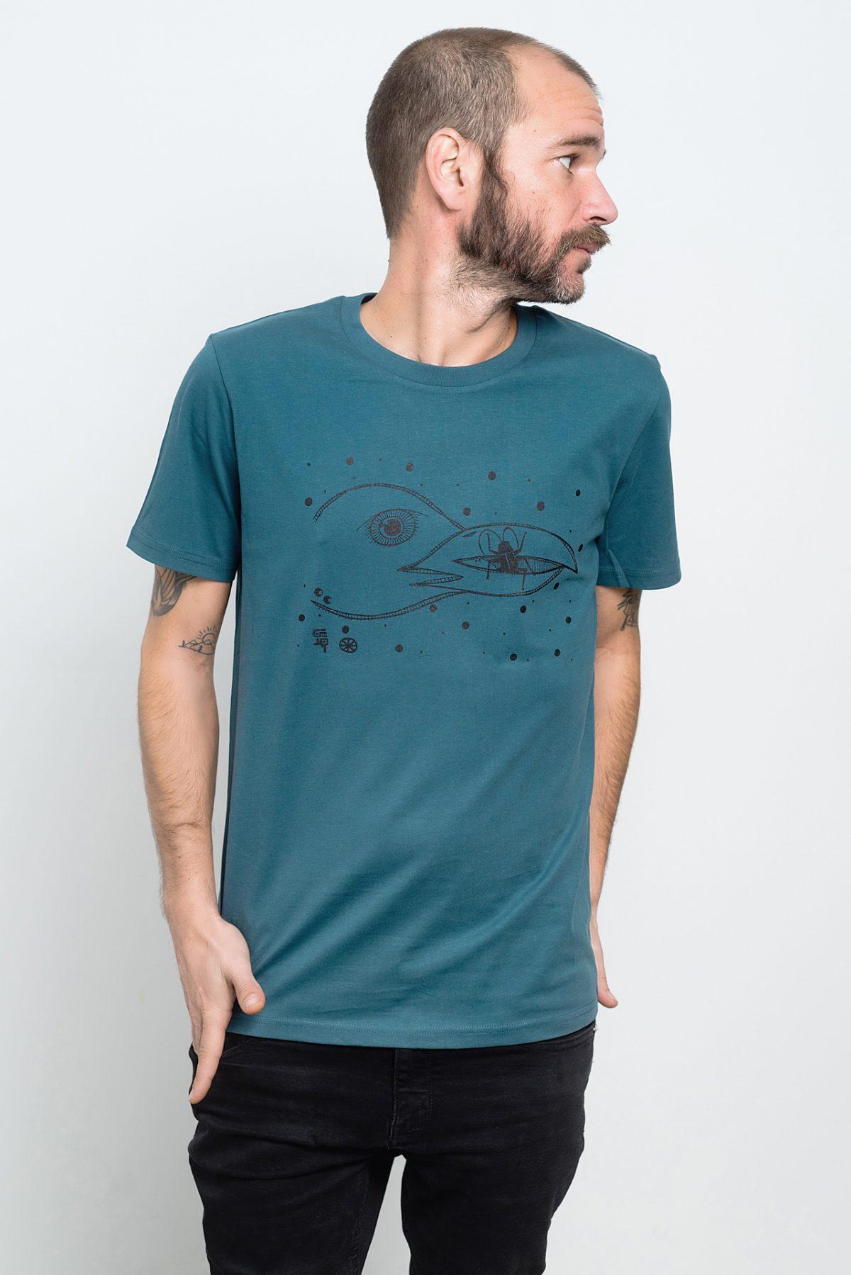 camiseta gaviota