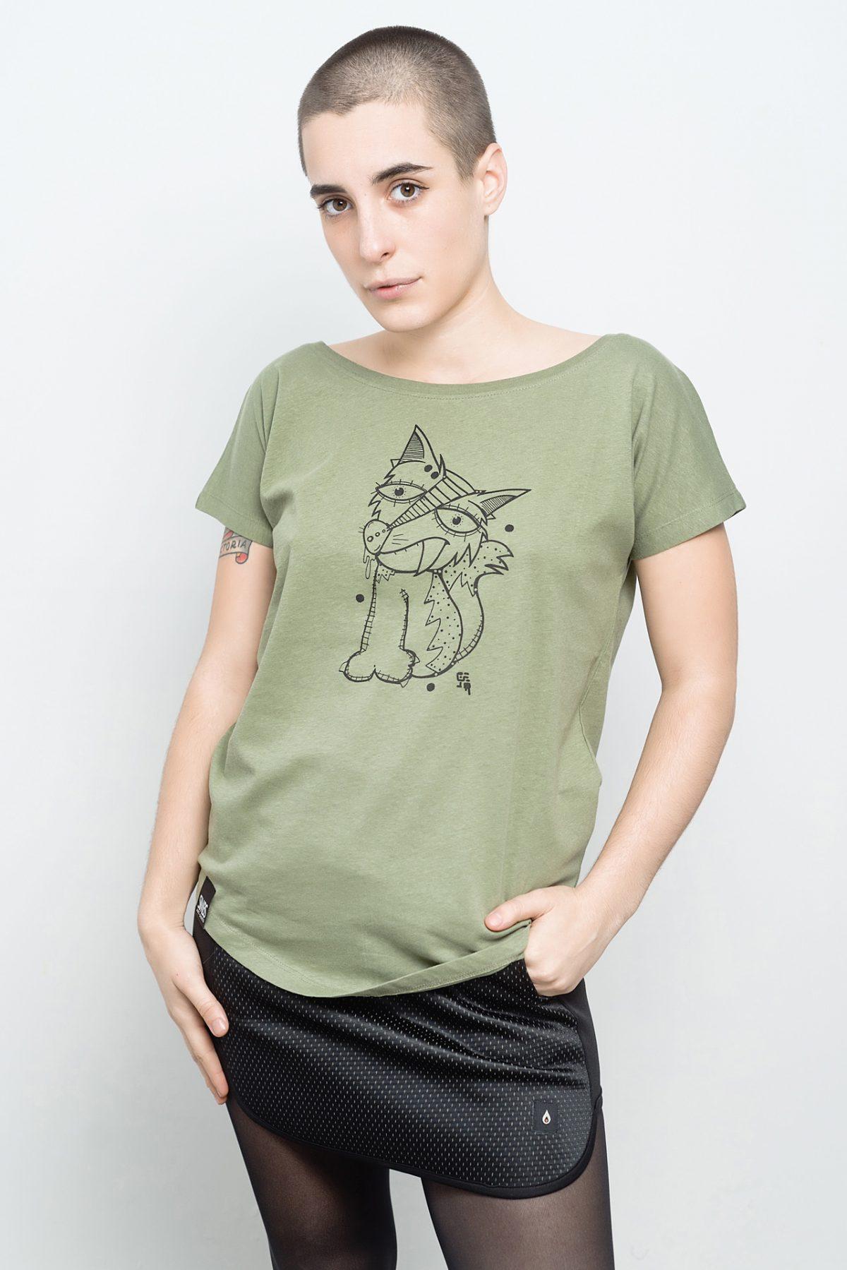 camiseta de zorrito